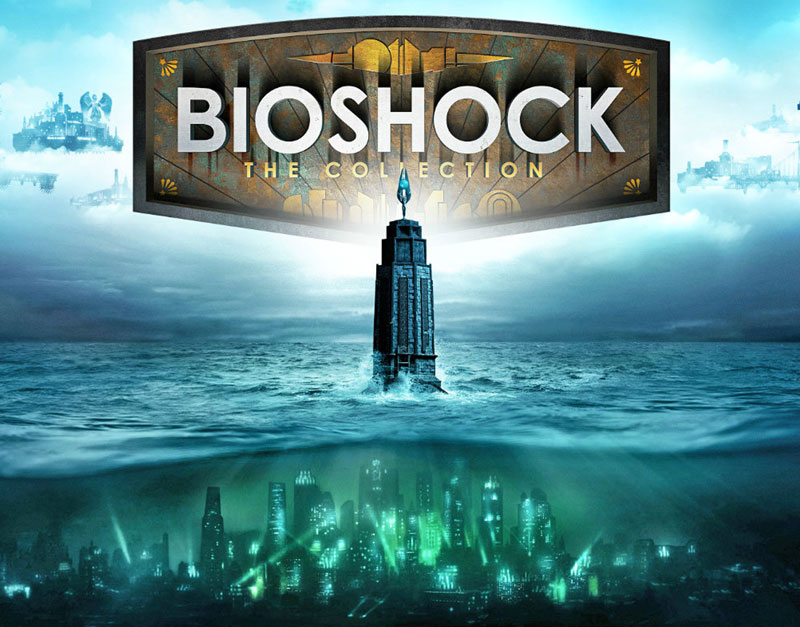 BioShock: The Collection (Xbox One), 5am Gaming, 5amgaming.com