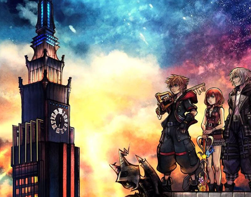 Kingdom Hearts 3 (Xbox One), 5am Gaming, 5amgaming.com