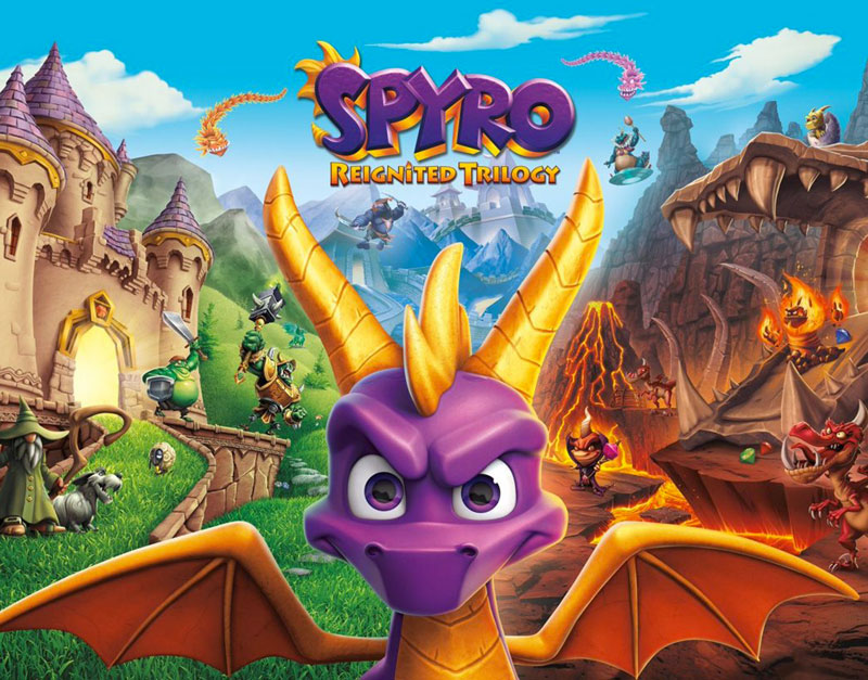 Spyro Reignited Trilogy (Xbox One), 5am Gaming, 5amgaming.com